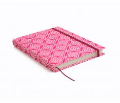 Cuaderno morroco chicle